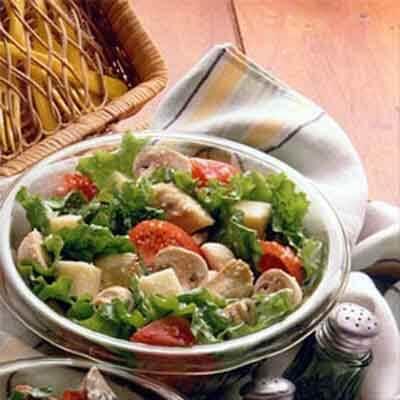 Midsummer Artichoke Salad Image