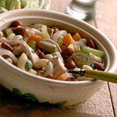 Country Chicken Minestrone Image