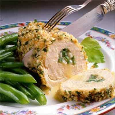 Country-Style Chicken Kiev Image