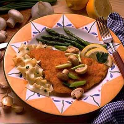 Country Chicken Piccata Image