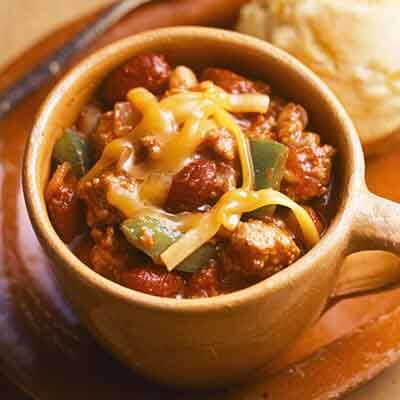 Spicy Turkey Chili Image