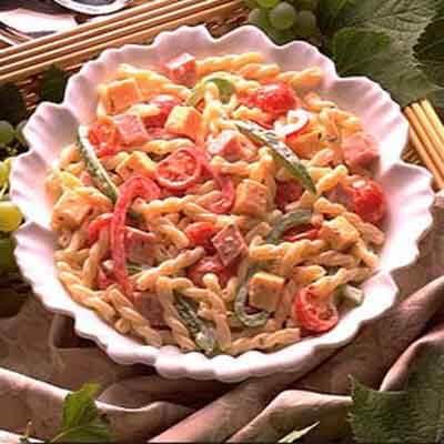 Peppery Pasta Salad Image