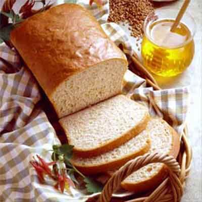 Hearty Honey Wheat Bread Image