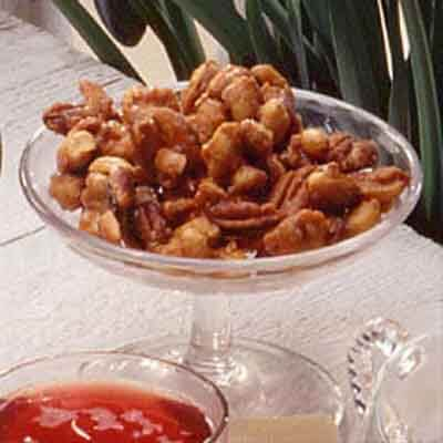 Cardamom Spiced Nuts Image
