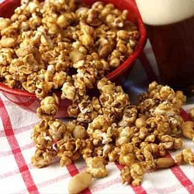 Honey Crackle Corn Image