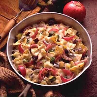 Skillet Pasta & Vegetables Image