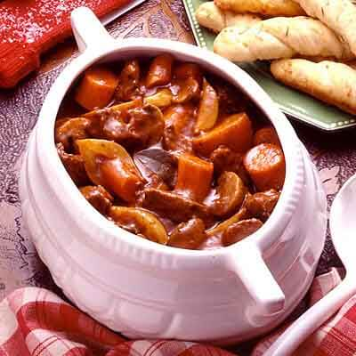 Winter Warm-Up Beef Simmer Image