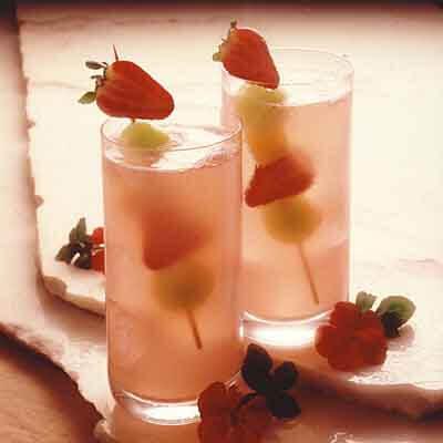 Sparkling Pink Lemonade Image