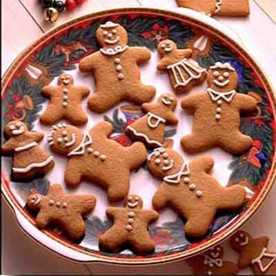 Orange Spiced Gingerbread Cookies Recipe Land O Lakes