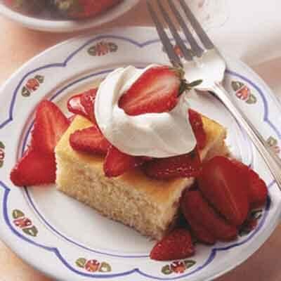 Berry Time Shortcake Image