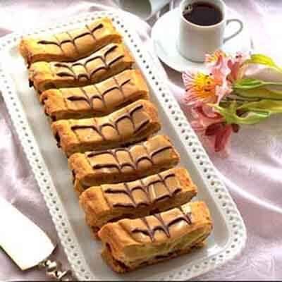 Chocolate Mocha Pastry Image