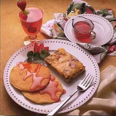 Fresh Strawberry Syrup Image