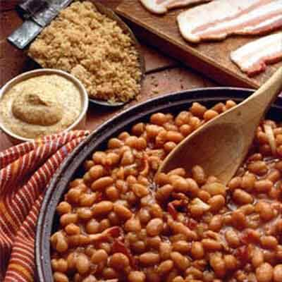 Brown Sugar Baked Beans Recipe Land O Lakes