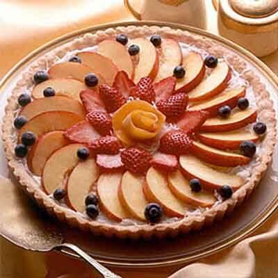 Fresh Fruit Tart Image