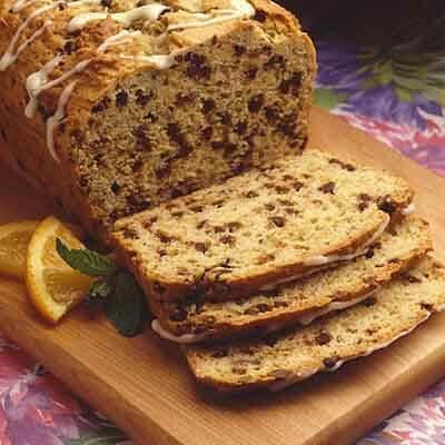 Chocolate Pistachio Orange Loaf Image