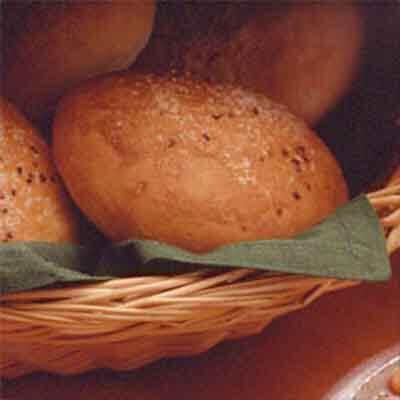 Onion Hamburger Buns Image