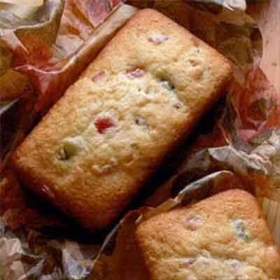 Fruited Pound Cake Image