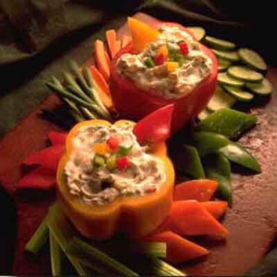 Pineapple Pepper Dip Image