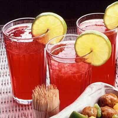 Cranberry Citrus Sparkler Image