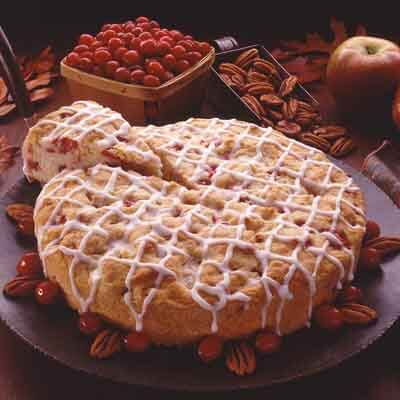 Cran-Apple Muffincake Image