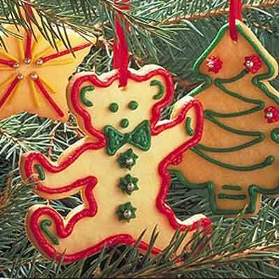 Ornament Christmas Cookie Recipes