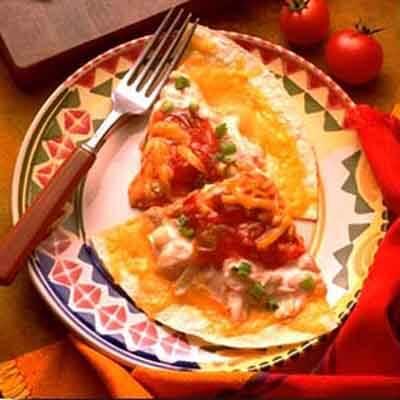 Tortilla Tostada Image
