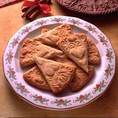 Cinnamon 'n Sugar Shortbread Image