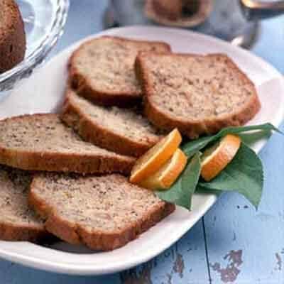 Banana Macadamia Nut Bread Image