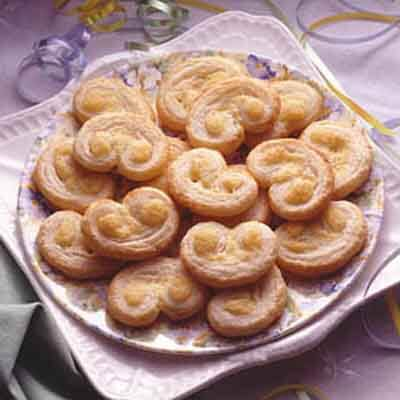 Mini Almond Pastries Image