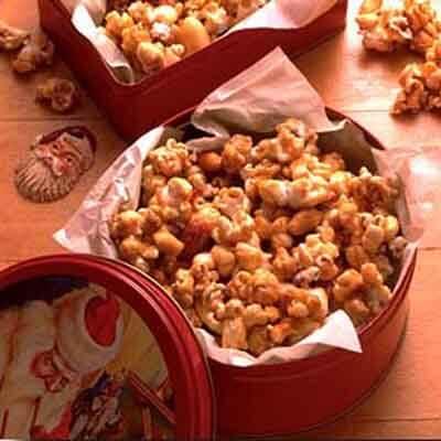 Sweet & Crunchy Caramel Corn Image
