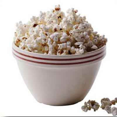 Movie Night Popcorn Image