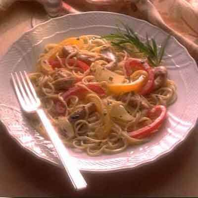 Peppers Pasta and Chicken Recipes