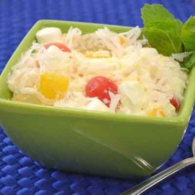 Creamy Fruit Salad Image