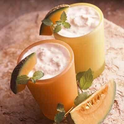 Melon Smoothie Recipe