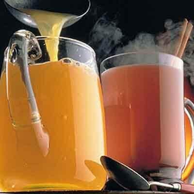 Spiced Hot Apple Cider Image