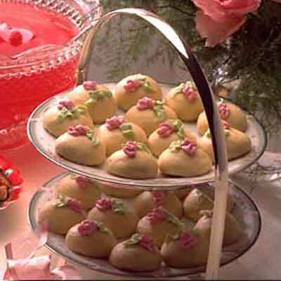 lemon teacakes