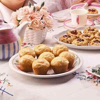 Mini Honey Muffins Image