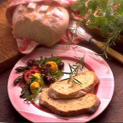Country Rosemary Bread Image