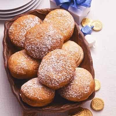 Sufganiyot (Jelly Donuts) Image