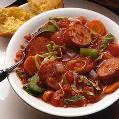 Savory Sausage Stew Image