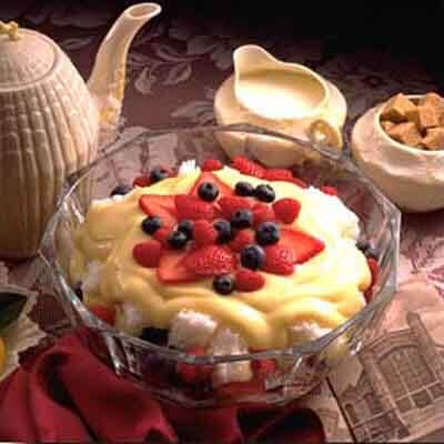 Triple Berry Trifle Image