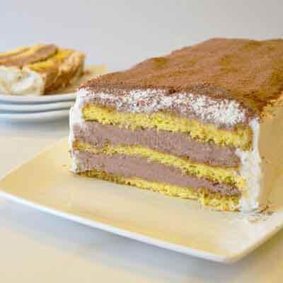 Tiramisu Torte Image