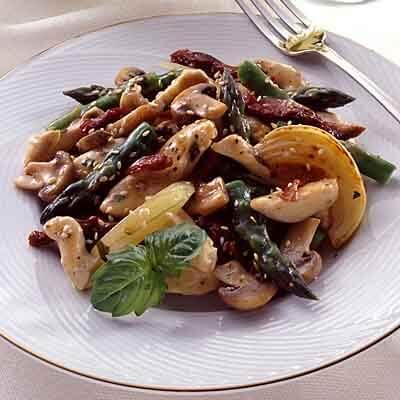 Asparagus Chicken Stir Fry Recipes