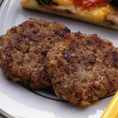 Sausage Patty Recipe