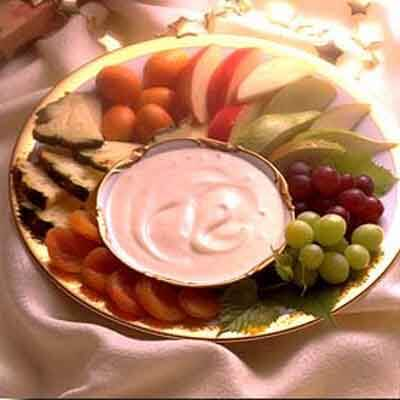 Gingered Fruit Dip Image