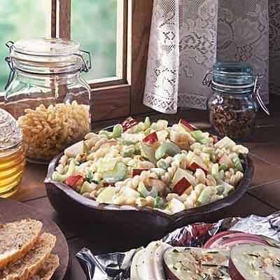 Pears, Pasta & Pecan Salad Image