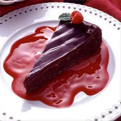 Chocolate Truffle Torte Image