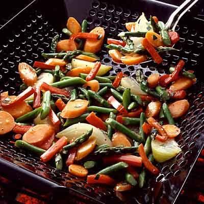 Grilled Vegetable Medley Image