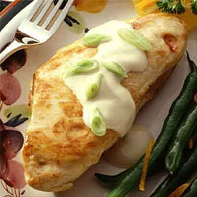 Dijon Sauced Chicken Breasts Image