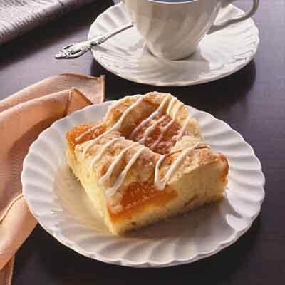 Orange Crumb Cake Recipe